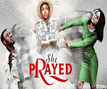She Prayed