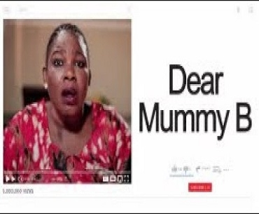 Dear Mummy B